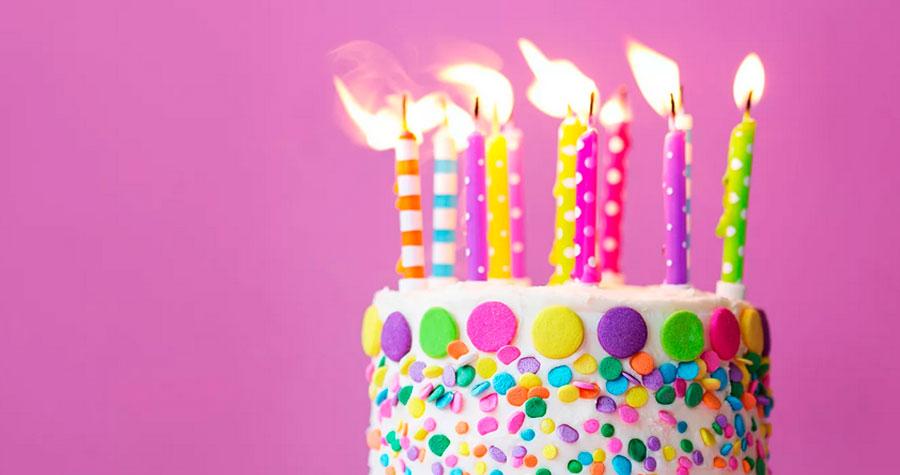 Свечи для торта.