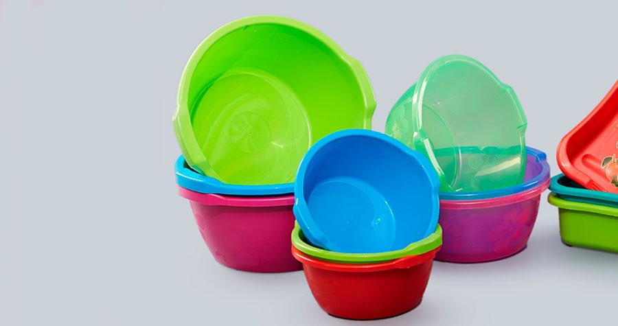Поступление товаров для дома из пластмассы!
