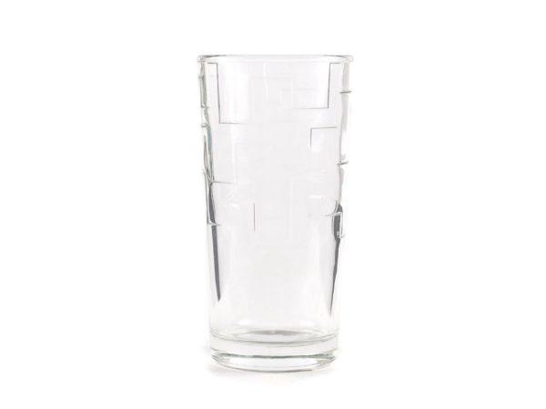 """СТАКАН стеклянный """"Лабиринт"""" 230 мл (арт. 05с1223, код 129942)"""