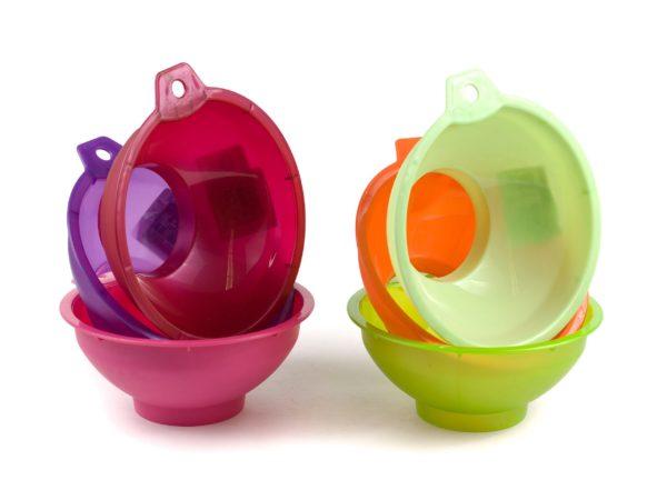 ВОРОНКА пластмассовая для банок 15, 5*6 см (арт. 07208R, код 682131)