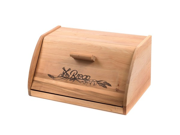 ХЛЕБНИЦА деревянная 38*24*19 см (арт. 8920, код 892036)