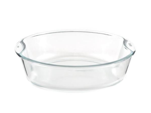 БЛЮДО стеклянное круглое 1,5 л (арт. 6906, код 484483)