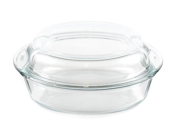 КАСТРЮЛЯ стеклянная круглая 1,5 л (арт. 6906/6916, код 484445)