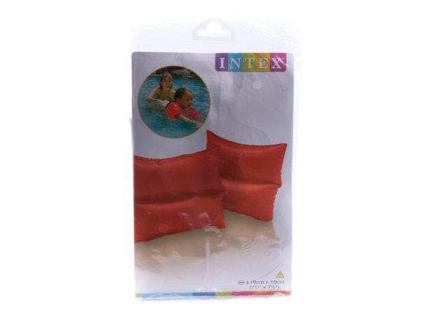 НАРУКАВНИКИ НАДУВНЫЕ пластмассовые детские 19*19 см (арт. 59640)