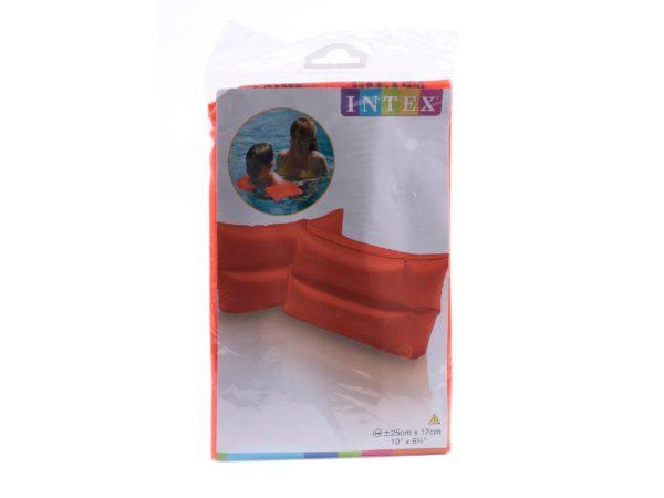 НАРУКАВНИКИ НАДУВНЫЕ пластмассовые детские 25*17 см (арт. 59642)