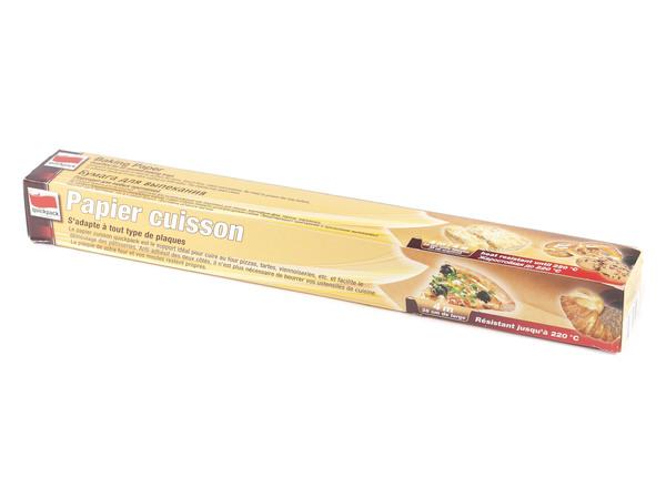 БУМАГА ДЛЯ ЗАПЕКАНИЯ длина рулона 4 м, ширина 38 см (арт. 777188)