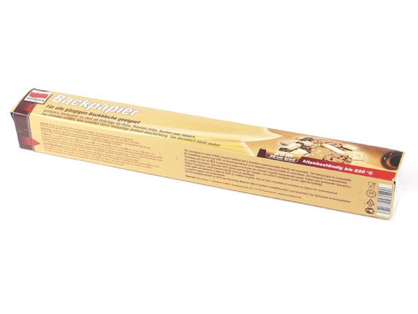БУМАГА ДЛЯ ЗАПЕКАНИЯ длина рулона 20 м, ширина 38 см (арт. 077127)