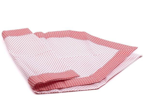 СКАТЕРТЬ НАСТОЛЬНАЯ текстильная 40*150 см (код 065118)