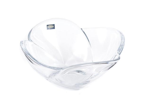 САЛАТНИК стеклянный GLOBUS 25 см (арт. 9K7/6KB11/0/99M87/250-169)