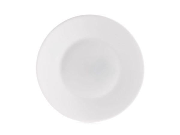 """ТАРЕЛКА МЕЛКАЯ стеклокерамическая """"White Essence"""" 25 см (арт. J2990, код 115624)"""