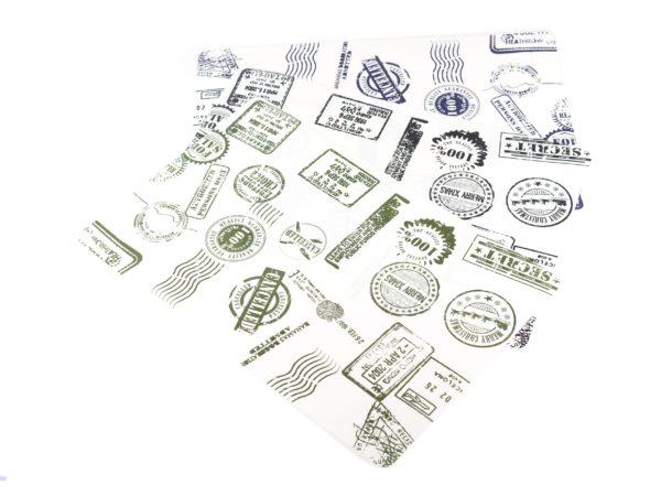ПОДСТАВКА СЕРВИРОВОЧНАЯ пластмассовая 43,5*28,5 см (арт. 263782)
