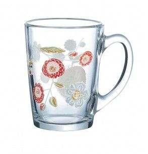 """ЧАШКА стеклянная """"Silene Glass"""" 320 мл (арт. J7832, код 137954)"""
