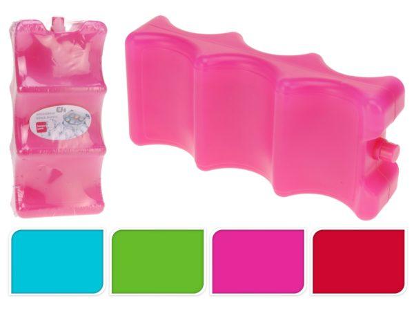 ХЛАДОЭЛЕМЕНТ пластмассовый для жестяных банок 21*10*5 см/620 г (код 850676)