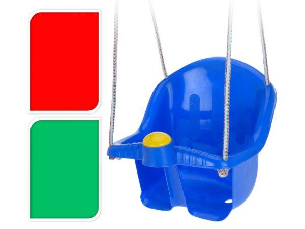 КАЧЕЛИ пластмассовые детские на веревках 30*30 см (арт. 380154010, код 898869)