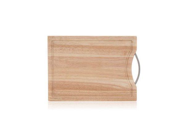 ДОСКА РАЗДЕЛОЧНАЯ деревянная 30*20*1,5 см (арт. 27023030, код 403990)