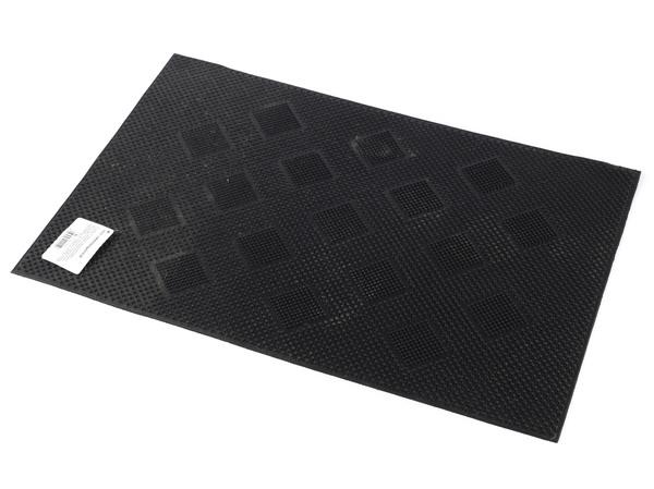 КОВРИК резиновый 40*60 см (арт. CR-2321, код 011149)