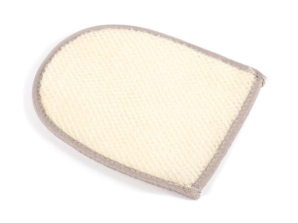 РУКАВИЦА МАССАЖНАЯ текстильная 16*21 см (арт. Mesh-003, код 089727)