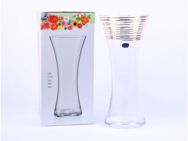 ВАЗА стеклянная 30 см (арт. 82570/M8441/300)