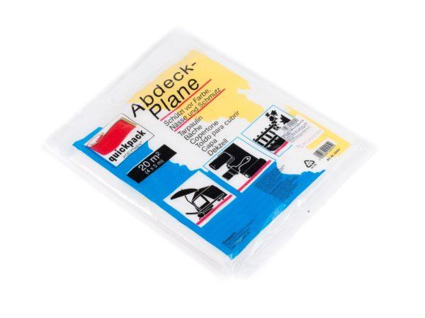 ПЛЕНКА для защиты от пыли 4*5 м (арт. 020451)