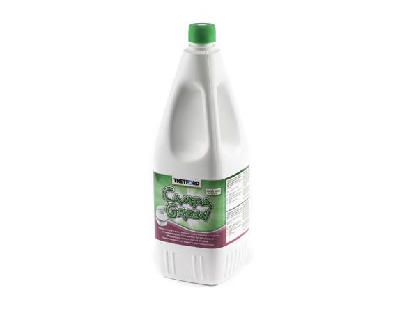 ЖИДКОСТЬ (добавка) для мобильных туалетов для приемного бака Campa Green 2 л (арт. 30071DC, код 993240)