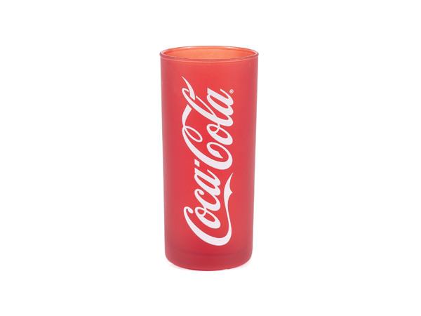 "СТАКАН стеклянный ""Coca-Cola Frozen Red"" 270 мл (арт. J0822, код 157051)"