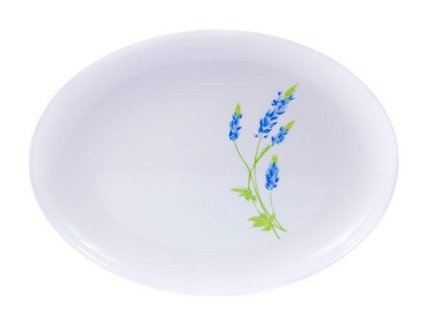 """БЛЮДО стеклокерамическое """"Diwali Seine blue"""" 33 см (арт. L5674, код 159963)"""