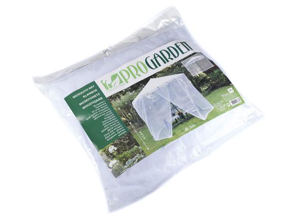 СЕТКА ОТ КОМАРОВ текстильная для зонта 300*250 см (код 943835)