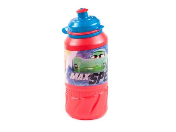 """БУТЫЛКА пластмассовая для питья детская """"Тачки"""" 420 мл (арт. 12601001, код 410233)"""