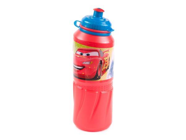 """БУТЫЛКА пластмассовая для питья детская """"Тачки"""" 530 мл (арт. 12601501, код 410271)"""