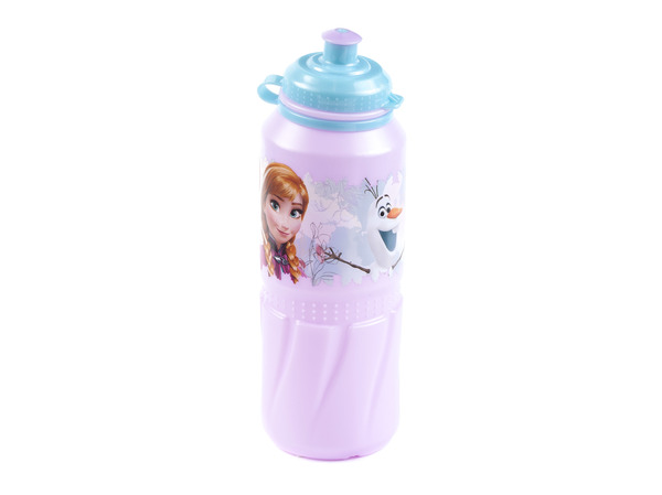 """БУТЫЛКА пластмассовая для питья детская """"Холодное сердце"""" 530 мл (арт. 12601503, код 410288)"""