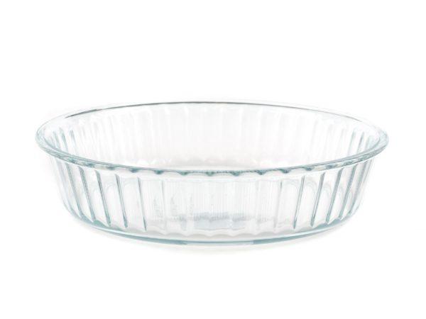 ФОРМА ДЛЯ ВЫПЕЧКИ стеклянная круглая 26*5,8 см (арт. 6566, код 415562)