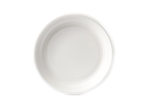 НАБОР ТАРЕЛОК ОДНОРАЗОВЫХ пластмассовых 10 шт. 17 см (арт. BB101588, код 160952)