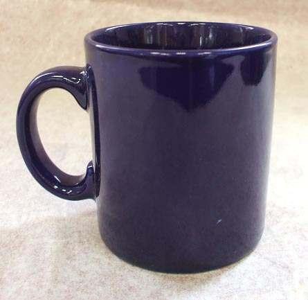 ЧАШКА керамическая 300 мл Фиолетовая (арт. 60JSM6535P, код 000360)