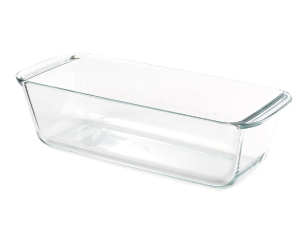 ФОРМА ДЛЯ ВЫПЕЧКИ стеклянная прямоугольная 28*12 см (арт. 7256, код 415609)