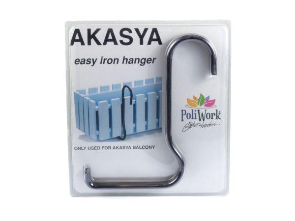 """ДЕРЖАТЕЛЬ металлический для кашпо """"Akasya Balcony"""" (арт. AB60IEH, код 499464)"""