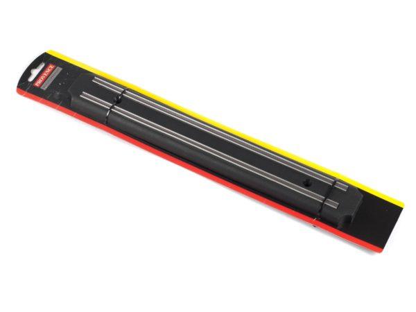 ВЕШАЛКА НАСТЕННАЯ пластмассовая магнитная для ножей 33 см (арт. 261200)