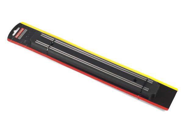 ВЕШАЛКА НАСТЕННАЯ пластмассовая магнитная для ножей 55 см (арт. 261201)