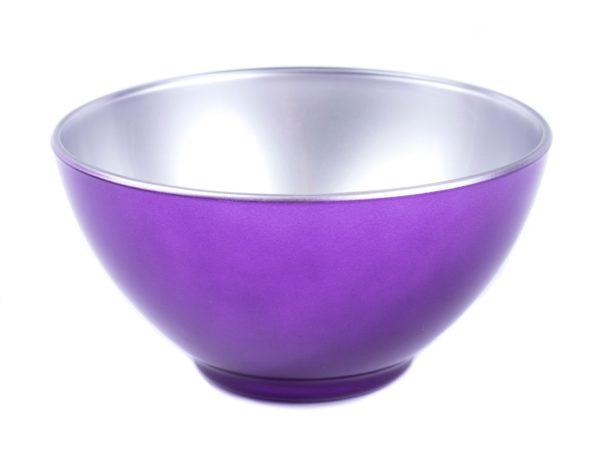 "САЛАТНИК стеклянный ""Flashy Breakfast Blueberry"" 13*7 см (арт. J1128, код 165506)"