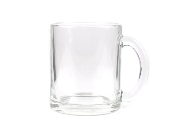 """КРУЖКА стеклянная """"Чайная"""" 300 мл (арт. 04с1208, код 812858)"""