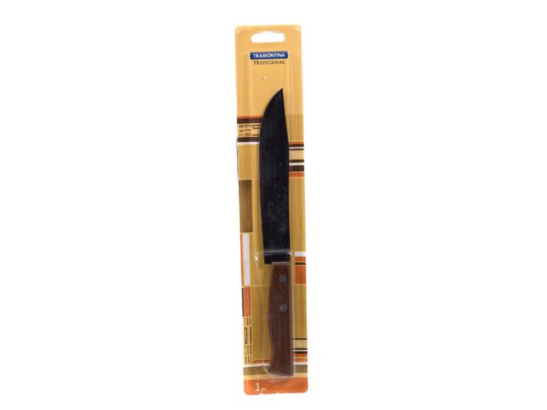 """НОЖ металлический для мяса """"Tradicional"""" с деревянной ручкой 29,5/17,5 см (арт. 22216107)"""