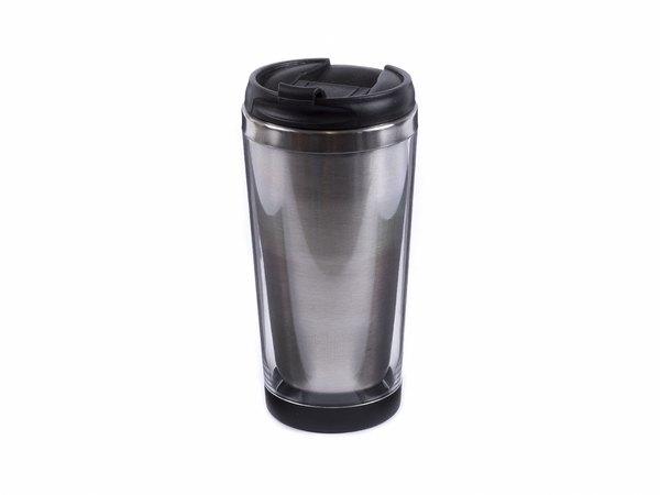 ТЕРМОСТАКАН металл/пластмасса 450 мл (арт. TR1005, код 175987)