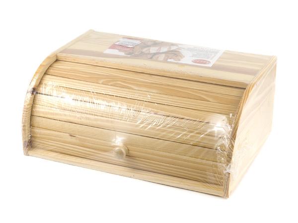 "ХЛЕБНИЦА деревянная ""Apetit"" 40*27,5*16,5 см (арт. 27FTK2153, код 169629)"