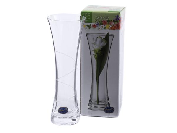 ВАЗА стеклянная 19,5 см (арт. 82570/BM766/195)