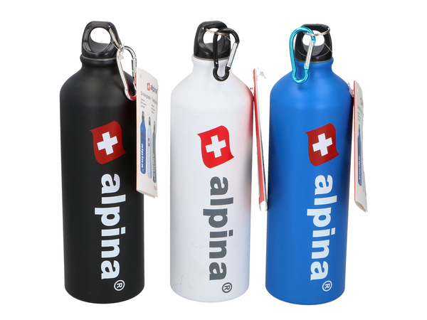 БУТЫЛКА металлическая для питья 750 мл (код 228983)
