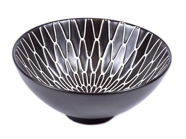 САЛАТНИК керамический 12 см (арт. S10859-BK01, код 170340)