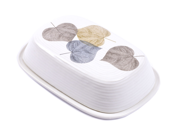 МАСЛЕНКА керамическая 18,5*12,5*5,5 см (арт. LF13402, код 170494)
