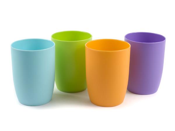 СТАКАН пластмассовый для напитков 285 мл (арт. С26, код 780694)