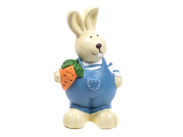 """СТАТУЭТКА гипсовая """"Кролик"""" 22 см (арт. G014-22-101, код 038057)"""