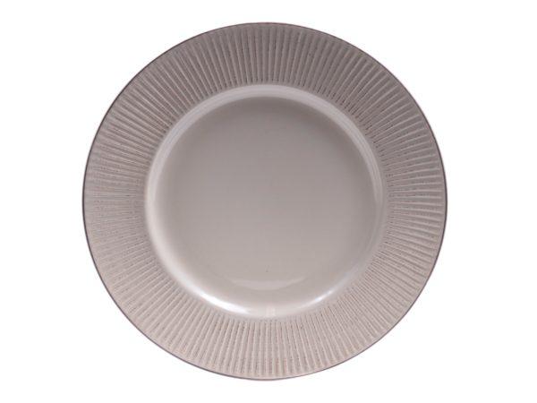 ТАРЕЛКА МЕЛКАЯ керамическая 27 см (арт. 3427/012PI, код 196296)