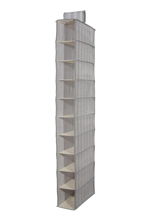 КОФР подвесной на 10 ячеек 30*15*120 см (арт. XJ-1203015, код 184903)